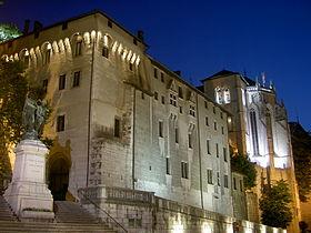 Le Château des ducs de Savoie.